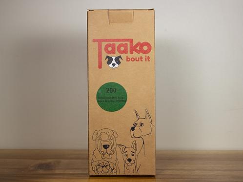 TAAKO- Sac biodégradables