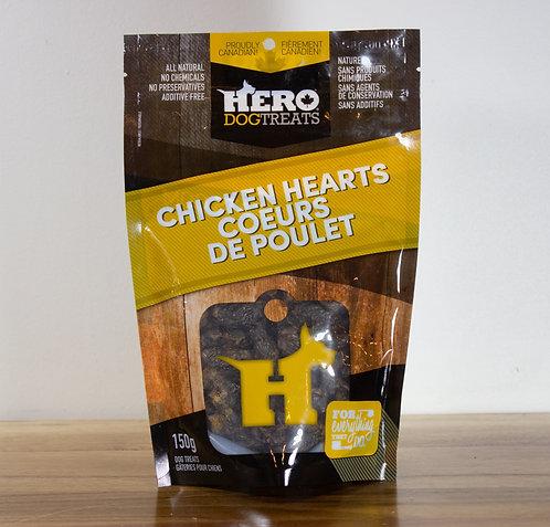 HERO- Coeur de poulet