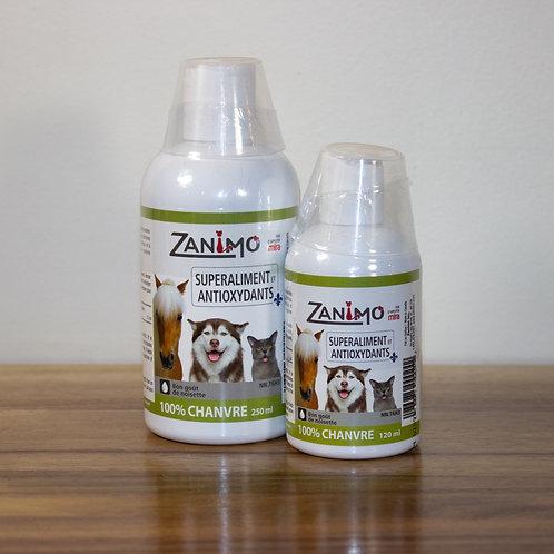 ZANIMO- Superaliment et antioxydants/ 100% chanvre