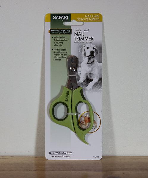 SAFARI- Coupe-griffes ciseau/ Moyen et grand chien