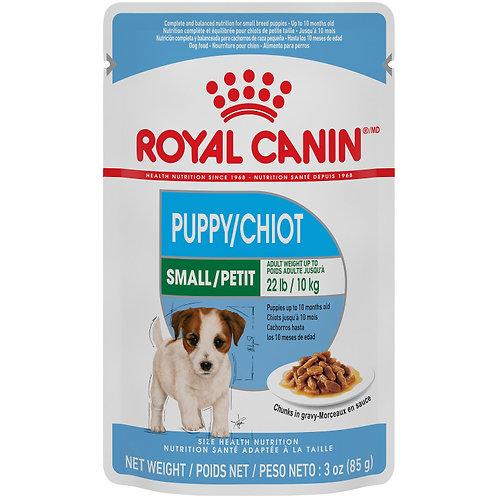 ROYAL CANIN- Sachet/ Chiot Petit