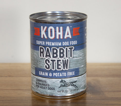 KOHA- Ragoût de lapin