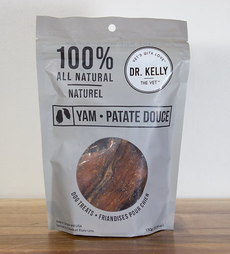 DR. KELLY- Patates douces