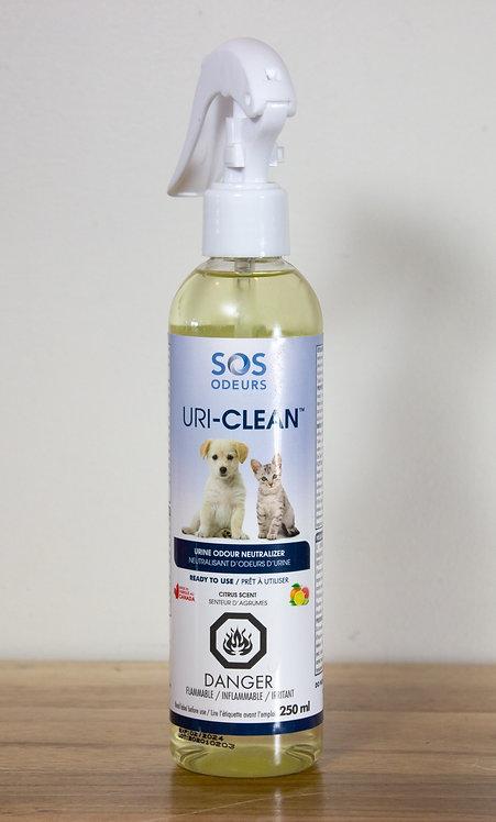 SOS ODEURS- Uri-clean 250ml