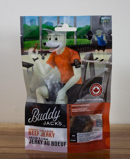 CANADIAN JERKY-  Buddy Jack's Jerky Boeuf