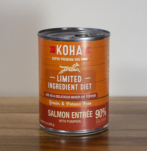KOHA- Entrée de saumon 13 oz