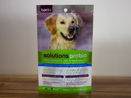 BACI+ Solutions probio/ chien