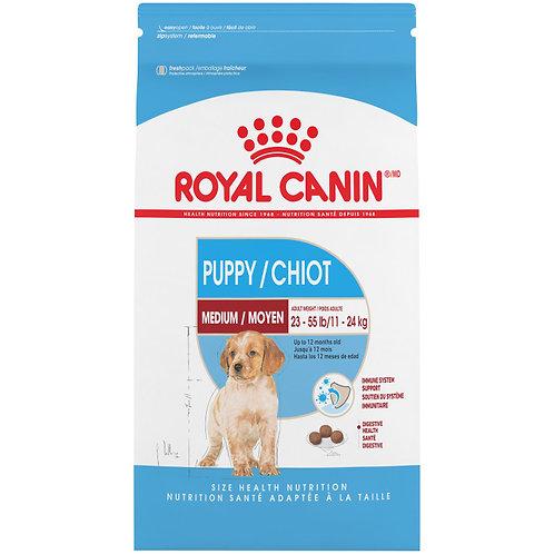 ROYAL CANIN- Chiot/ Moyen