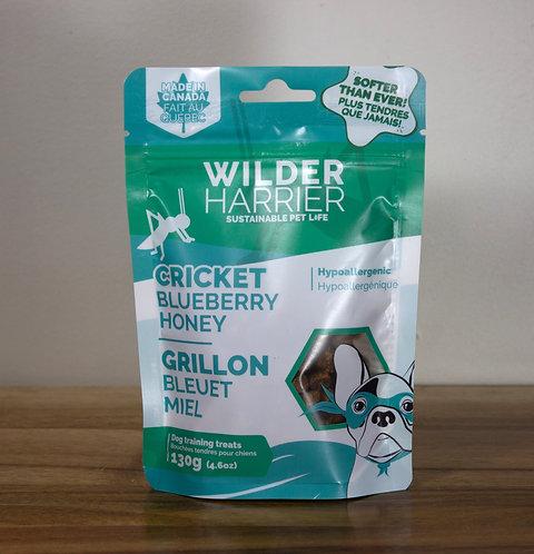 WILDER HARRIER- Gâteries grillon bleuet/miel