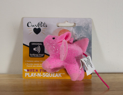 OURPETS- Cochon vollant