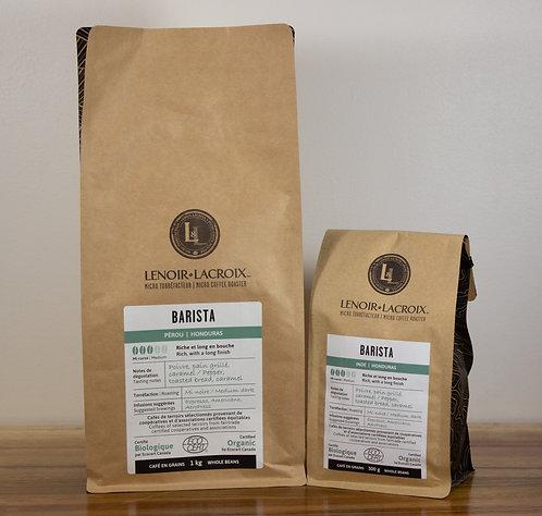 CAFÉ- Barista