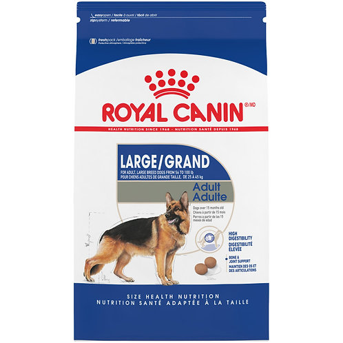 ROYAL CANIN- Adulte/ Grand