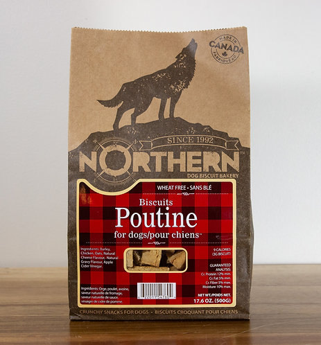 NORTHERN- Biscuits Poutine