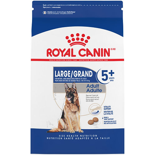 ROYAL CANIN- Adulte 5+/ Grand