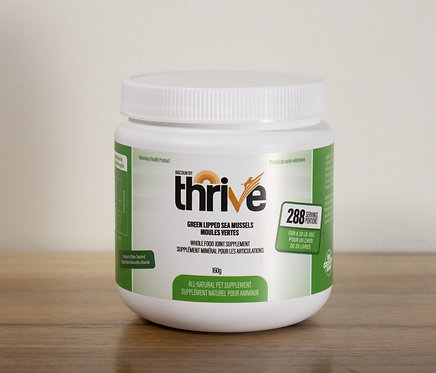 THRIVE- Moules vertes
