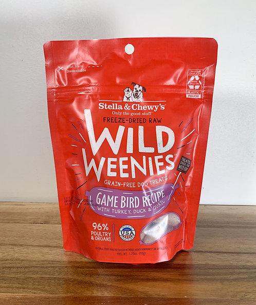 STELLA & CHEWYS- Wild weenies game bird