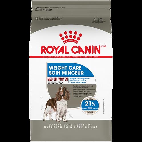 ROYAL CANIN- Soin minceur/ Moyen