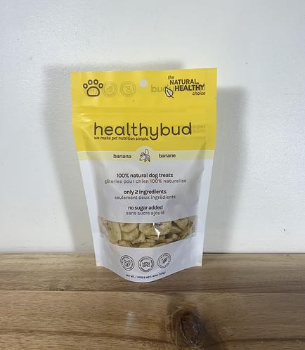 HEALTHYBUD- Bananes déshydratées