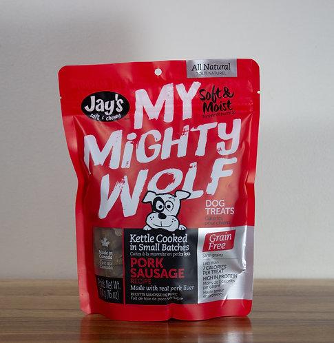 JAYS- My mighty wolf/ Porc