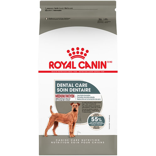 ROYAL CANIN- Soin dentaire/ Moyen