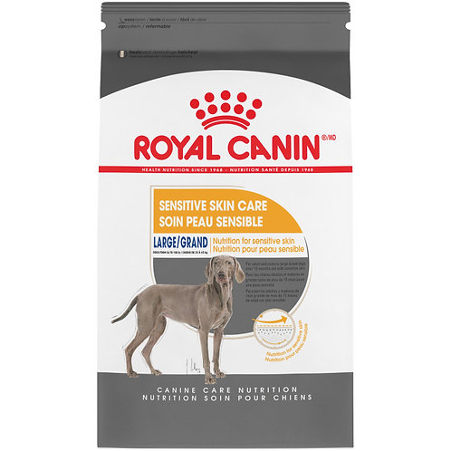 ROYAL CANIN- Soin peau sensible/ Grand