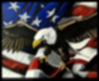 american_eagle___flag_oil_on_canvas_by_b