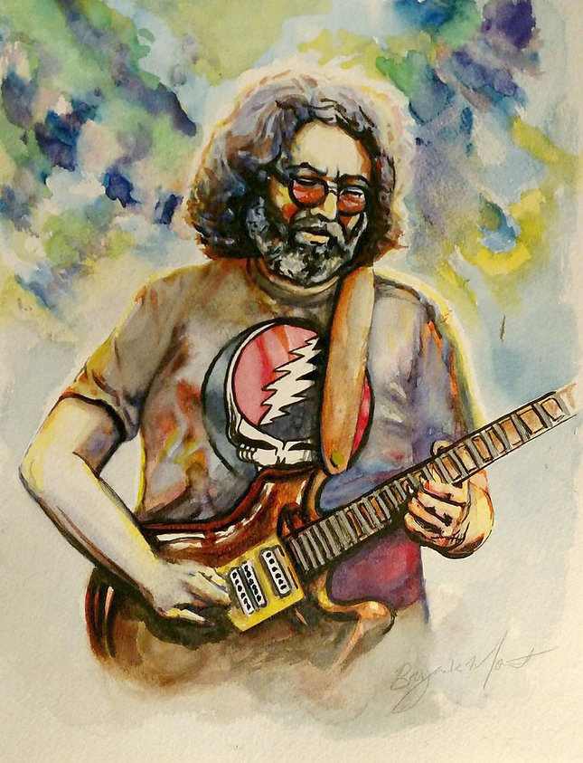 jerry_garcia_water_color_bmount_by_bryan