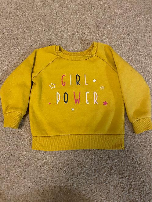 9-12 girl power