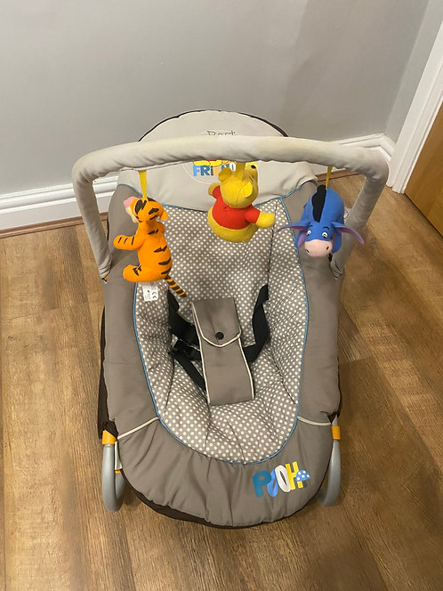 Pooh baby bouncer
