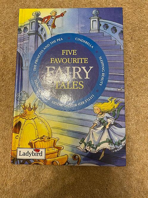 Five favourite fairy tales