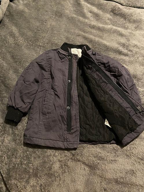 9-12 Zara bomber jacket