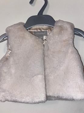 9-12 fur waistcoat