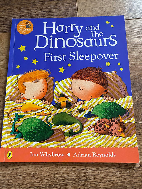 Harry and the dinosaurs forest sleepover