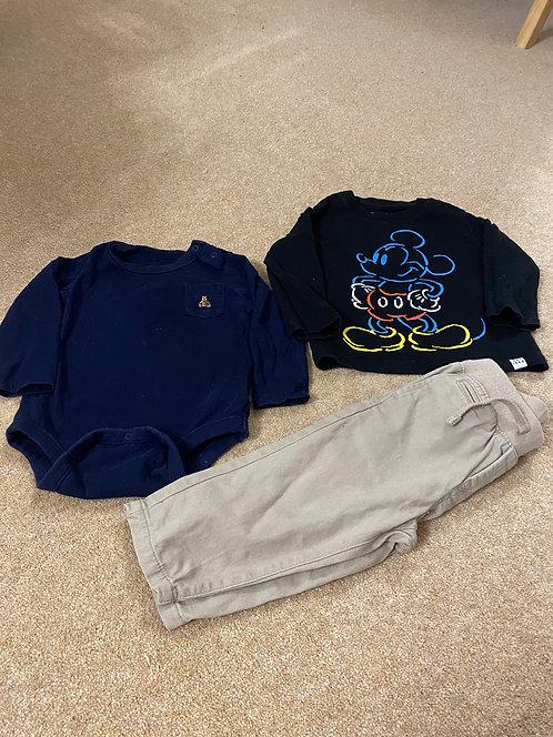 12-18 GAP bundle (all items gap)