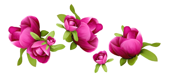 Spring_Flowers_Decoration_PNG_Clipart.pn
