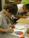 Cub Scout Badge, Art loop, Art pin,Cub Scout Webelos Art