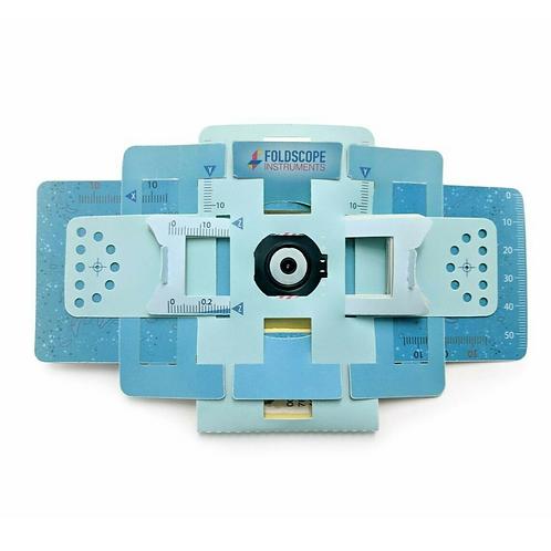 DIY Origami Microscope - Foldoscope