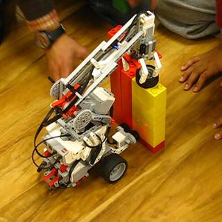 Robot mission