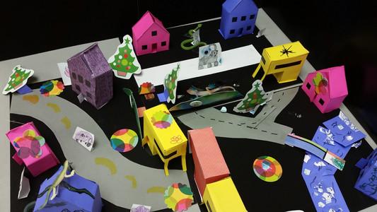 Models of houses
