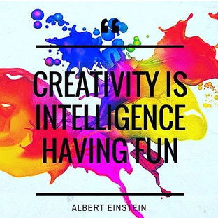 Creativity quote by Albert Einstein