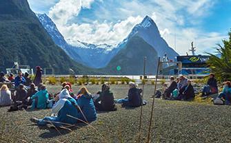 קריון בניו-זילנד - התחלות