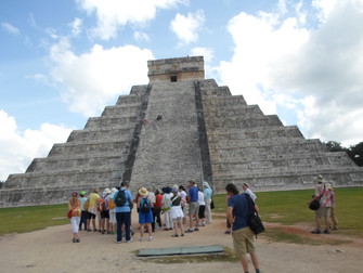 יומן מסע מקסיקו - פרק 2