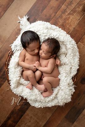Twin Boys - Newborn Photographer Chilliwack and Abbotsford