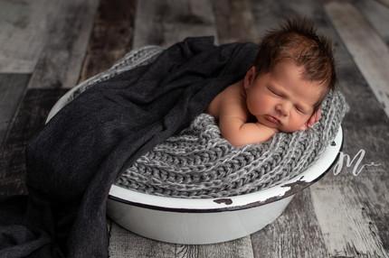 Newborn Session - Baby Boy