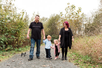 Family photography session.