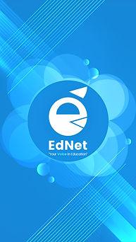 EdNet Splash Screen