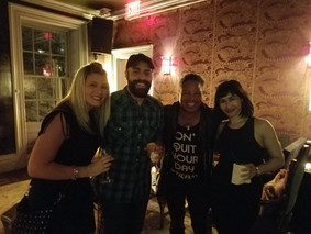 Erin Elkins and Chris & Katya of Break Out the Crazy