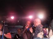 Phil & Tom Bowes of Funk Filharmonik