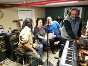 Keepers of the Water vocal session