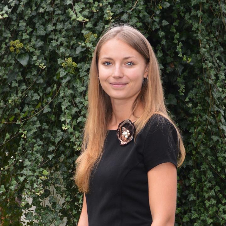Tereza PAZNOCHTOVÁ